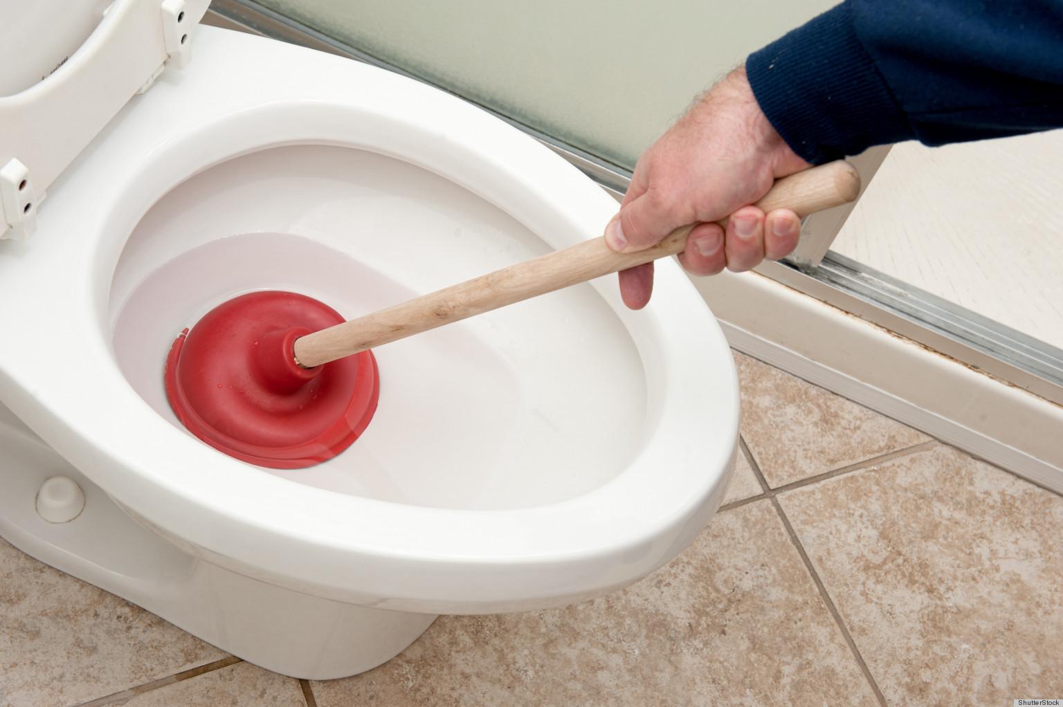 Как сделать туалет в домашних условиях